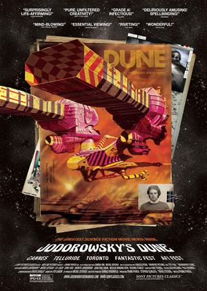 Rent Jodorowsky's Dune Online DVD Rental