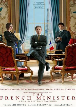 Rent The French Minister (aka Quai d'Orsay) Online DVD Rental