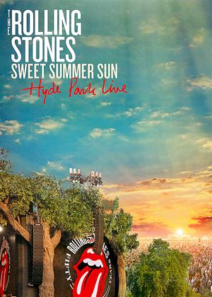 Rent The Rolling Stones: Sweet Summer Sun: Hyde Park Live Online DVD & Blu-ray Rental