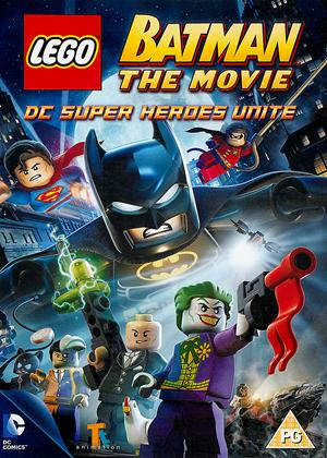 Rent Lego Batman: The Movie: DC Super Heroes Unite Online DVD & Blu-ray Rental