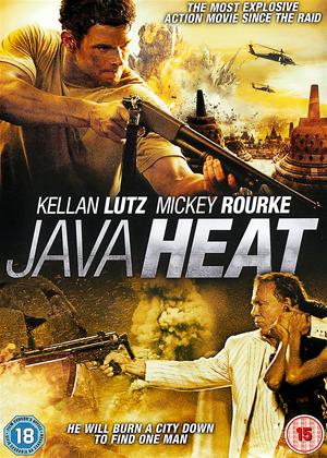 Java Heat Online DVD Rental