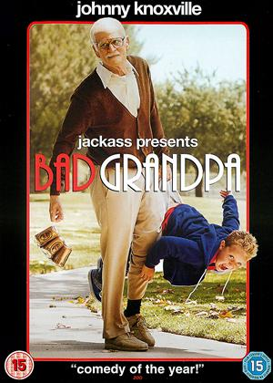 Rent Jackass Presents: Bad Grandpa Online DVD Rental