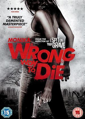 Rent MoniKa (aka Monika: A Wrong Way to Die) Online DVD Rental