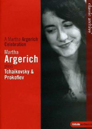 Rent Martha Argerich Plays Prokofiev and Tchaikovsky Online DVD Rental