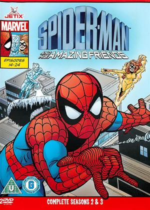 Rent Spider-Man and His Amazing Friends: Series 2 and 3 Online DVD Rental