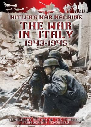 Rent The War in Italy Online DVD Rental