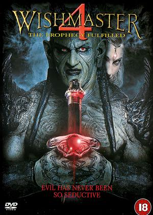 Rent Wishmaster 4: The Prophecy Fulfilled Online DVD Rental