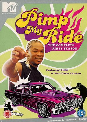 Rent Pimp My Ride: Series 1 Online DVD Rental
