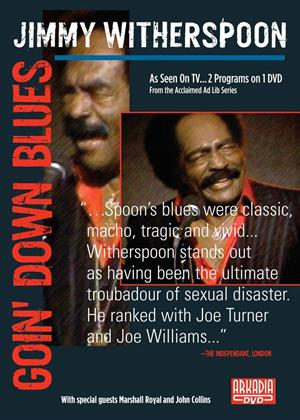 Rent Jimmy Witherspoon: Goin' Down Blues Online DVD Rental