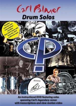Rent Carl Palmer: Drum Solos Online DVD Rental