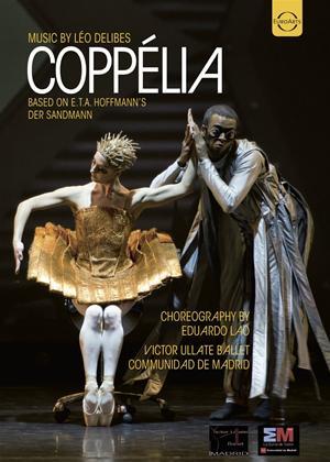 Rent Coppélia: The Victor Ullate Ballet Online DVD Rental