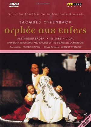 Rent Orphée Aux Enfers: Theatre De La Monnaie (Davin) Online DVD Rental