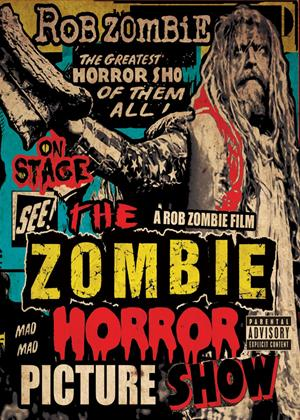 Rent Rob Zombie: The Zombie Horror Picture Show Online DVD Rental