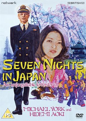 Rent Seven Nights in Japan Online DVD Rental