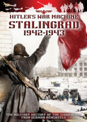 Rent Stalingrad 1942 - 1943: Hitler's War Machine Online DVD Rental