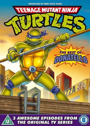 Rent Teenage Mutant Ninja Turtles: Best of Donnatello Online DVD Rental