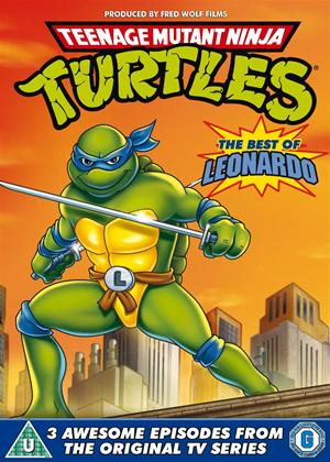 Rent Teenage Mutant Ninja Turtles: Best of Leonardo Online DVD Rental
