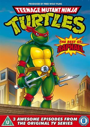 Rent Teenage Mutant Ninja Turtles: Best of Raphael Online DVD Rental