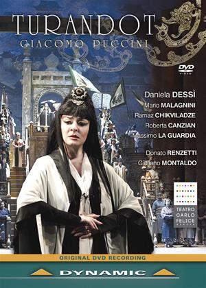 Rent Turandot: Teatro Carlo Felice (Renzetti) Online DVD Rental