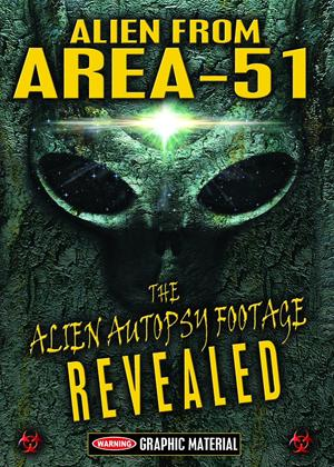Rent Alien from Area 51: The Autopsy Footage Revealed Online DVD Rental