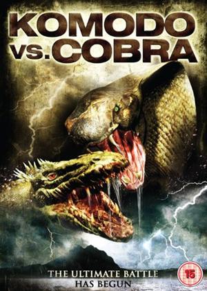 Rent Komodo vs. Cobra Online DVD Rental
