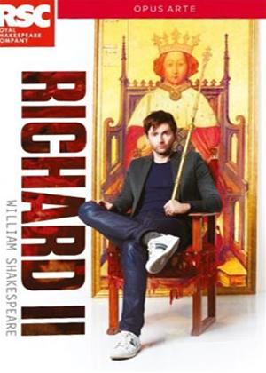 Rent Royal Shakespeare Company: Richard II Online DVD & Blu-ray Rental