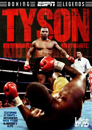 Rent ESPN Ringside: Tyson: Champion Online DVD Rental