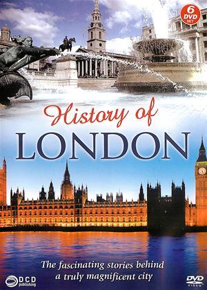 Rent History of London Online DVD Rental