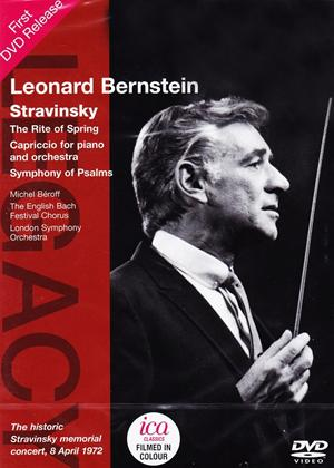 Rent Stravinsky: Royal Albert Hall Online DVD Rental