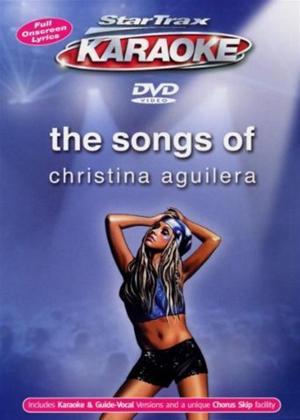 Rent Startrax Karaoke: Christina Aguilera Online DVD Rental