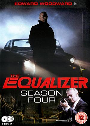 Rent The Equalizer: Series 4 Online DVD & Blu-ray Rental