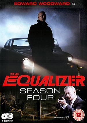 Rent The Equalizer: Series 4 Online DVD Rental