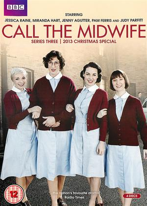 Rent Call the Midwife: Series 3 Online DVD Rental