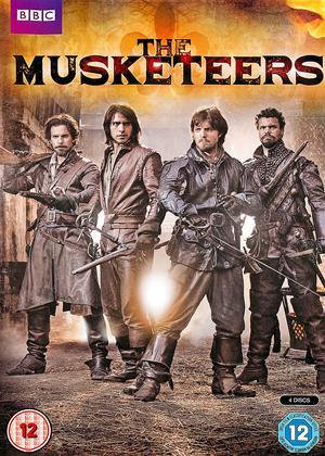 Rent The Musketeers: Series 1 Online DVD & Blu-ray Rental