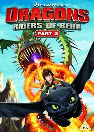 Rent Dragons: Riders of Berk: Part 2 Online DVD Rental