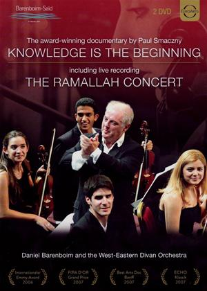 Rent Knowledge Is the Beginning / The Ramallah Concert Online DVD Rental