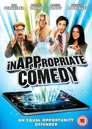 Rent InAPPropriate Comedy Online DVD Rental