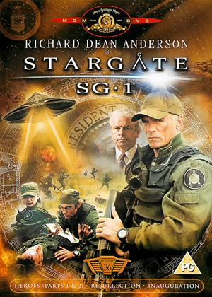 Rent Stargate SG-1: Series 7: Vol.36 Online DVD Rental