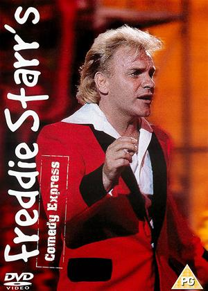 Rent Freddie Starr's Comedy Express Online DVD Rental