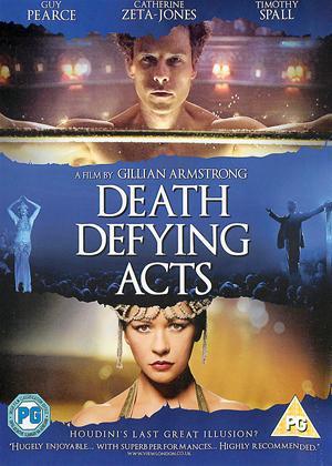 Rent Death Defying Acts Online DVD Rental