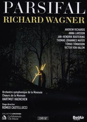 Rent Parsifal: Théâtre Royal De La Monnaie (Haenchen) Online DVD Rental