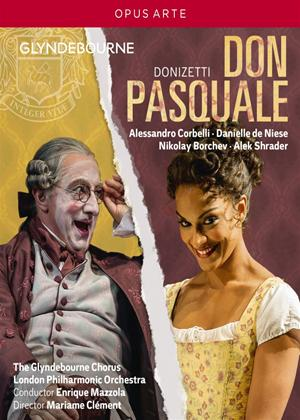 Rent Don Pasquale: Glyndebourne (Mazzola) Online DVD Rental