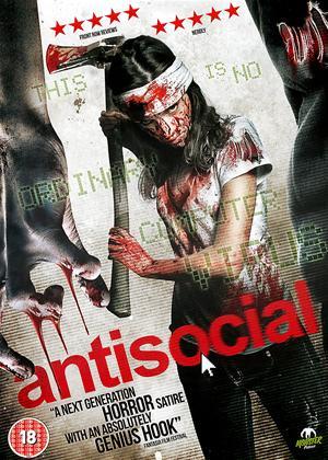 Rent Antisocial Online DVD & Blu-ray Rental