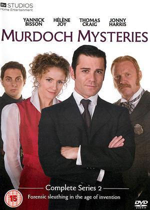 Rent Murdoch Mysteries: Series 2 Online DVD Rental