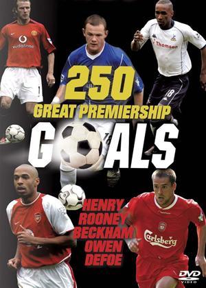 Rent 250 Greatest Goals Online DVD Rental