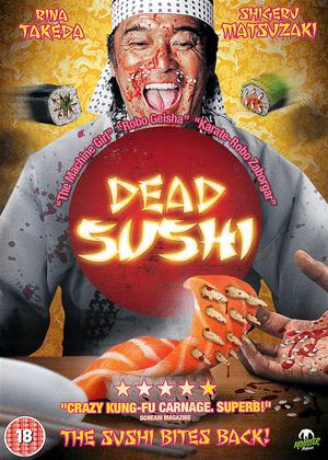 Rent Dead Sushi (aka Deddo Sushi) Online DVD Rental