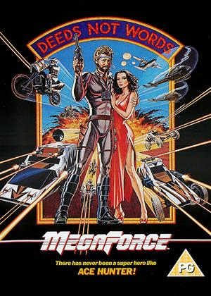 Rent Megaforce Online DVD & Blu-ray Rental