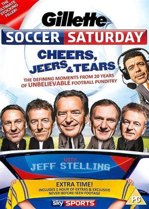 Rent Gillette Soccer Saturday:  Cheers, Jeers and Tears Online DVD & Blu-ray Rental