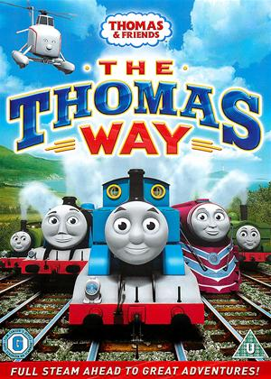 Rent Thomas the Tank Engine and Friends: The Thomas Way Online DVD Rental