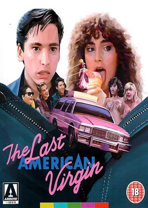 Rent The Last American Virgin Online DVD Rental